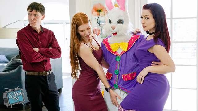 Jane Rogers, Jessica Ryan - Seducing The Easter Bunny
