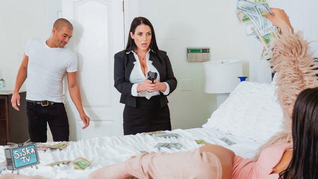 Gina Valentina, Angela White - Fuck Forever Scene 4