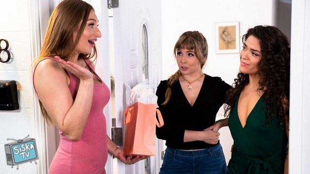 Lena Paul, Skylar Snow, Victoria Voxxx - ...Surprise!