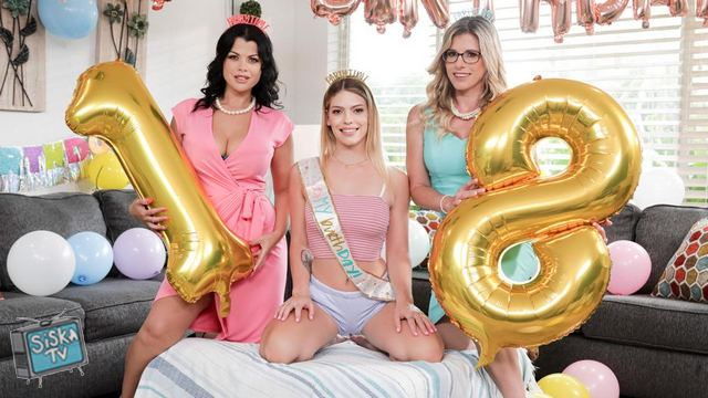 Cory Chase, Leah Lee, Nadia White - Our Girl