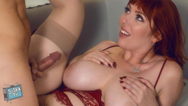Lauren Phillips - Voluptuous MILF Lauren Phillips Loves Riding That Cock