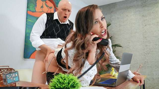 Cherie Deville - Working For A Milf - BigTitsatWork