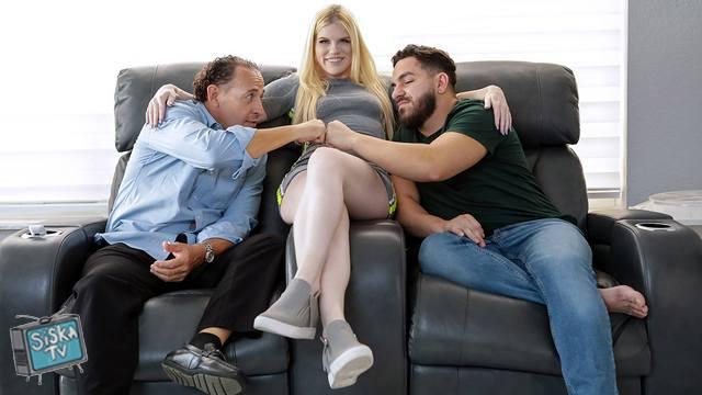 Nikki Sweet - Meeting The Stepbro